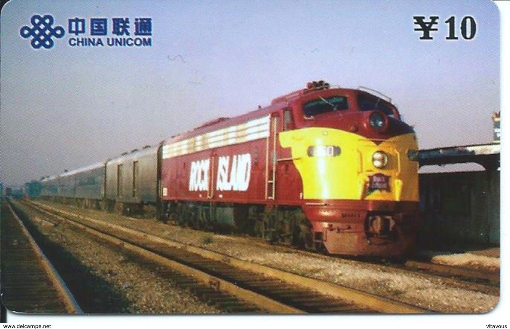 Train Trein Rail Télécarte Phonecard  (D.200) - Trains