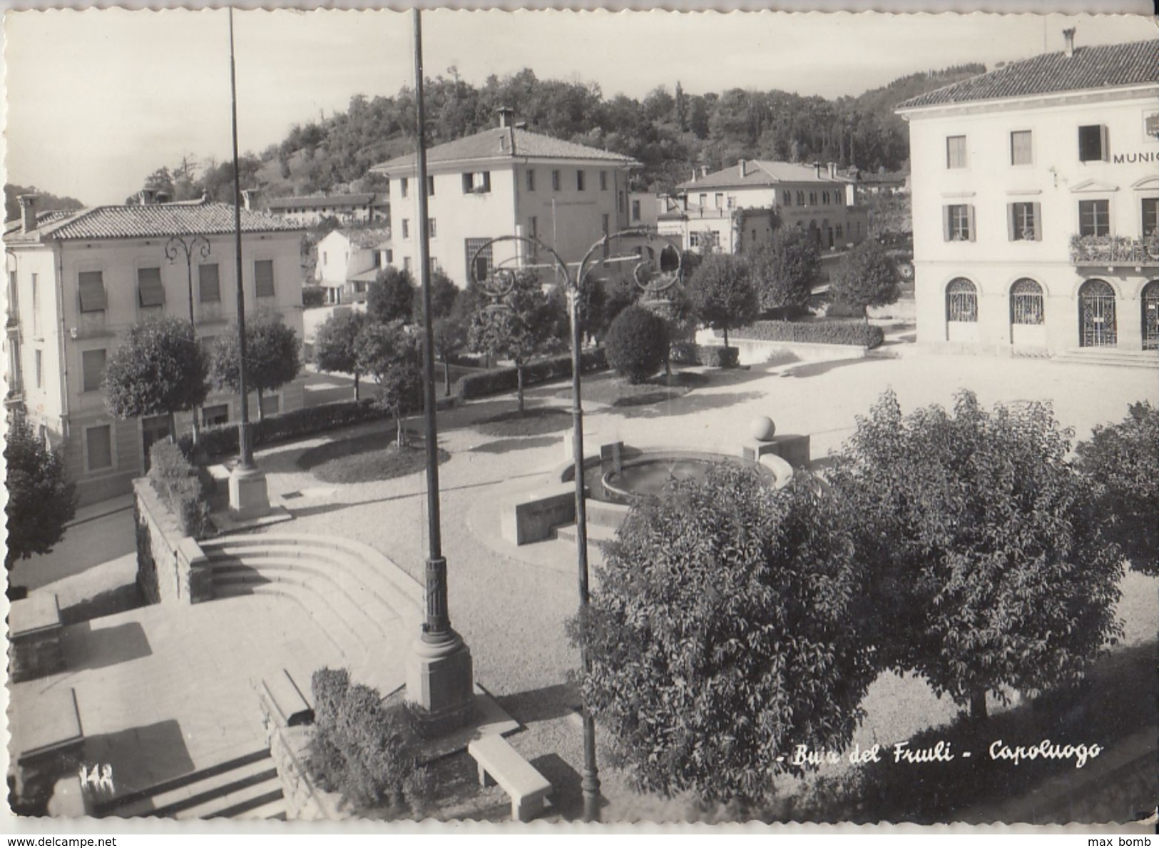1958 BUIA DEL FRIULI (UDINE)  --- Q1101 - Udine
