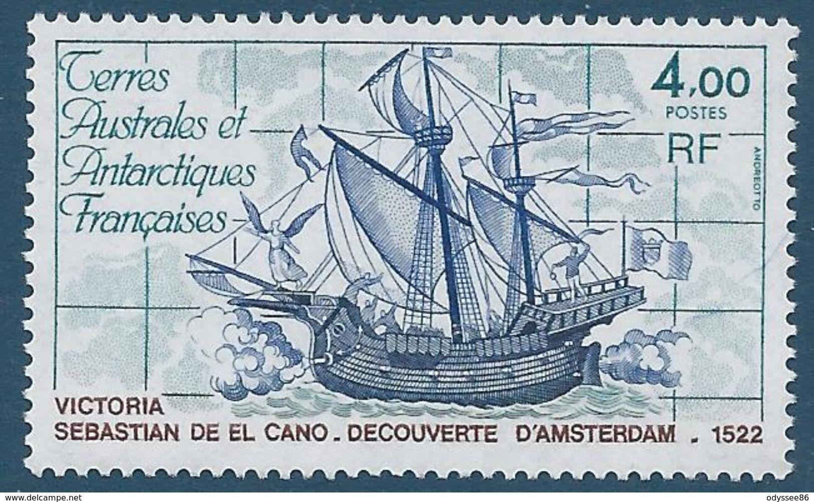 TAAF 1979 - YT N°85 - 4f. - La Victoria - NEUF** TTB Etat - Terres Australes Et Antarctiques Françaises (TAAF)