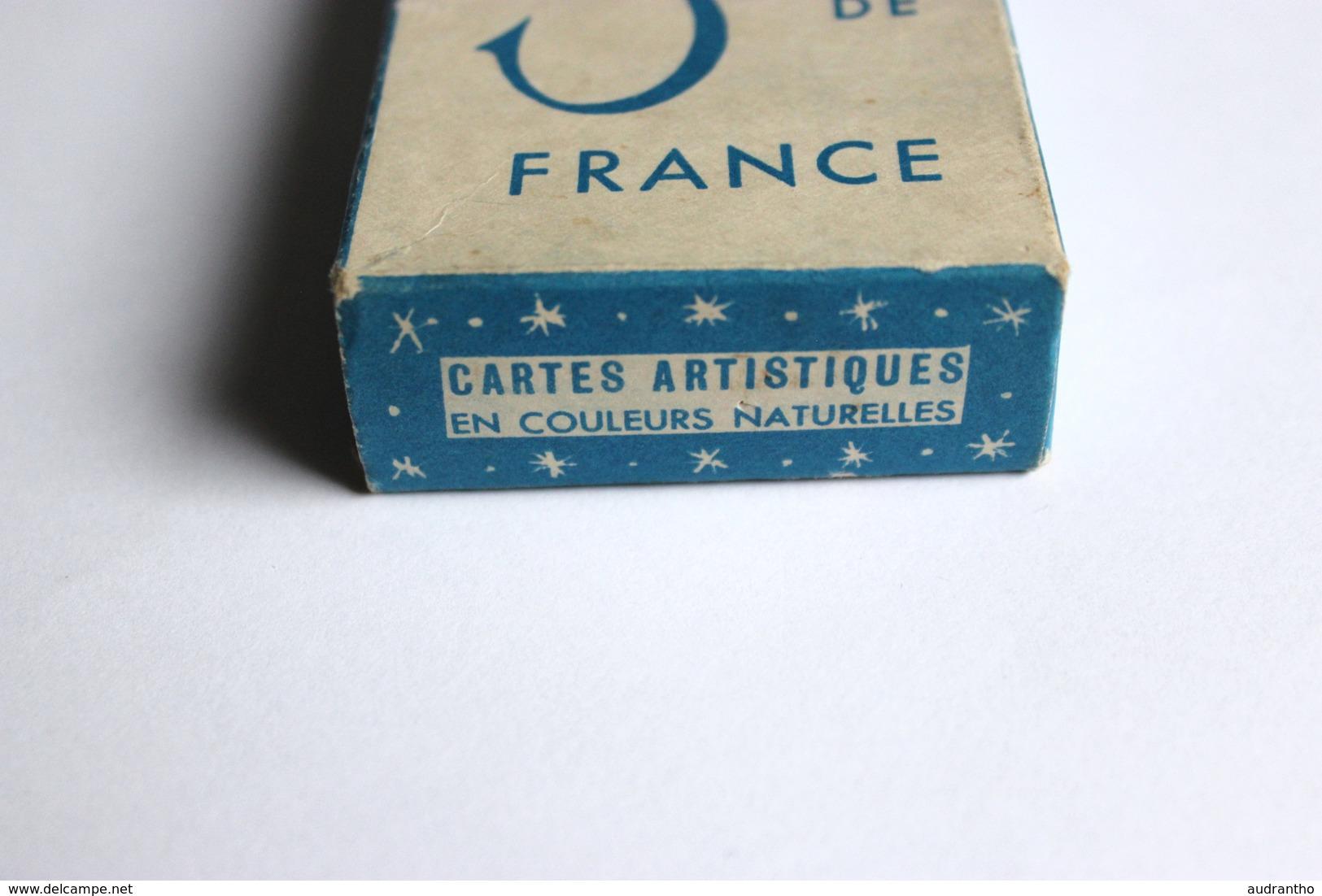 Carte à Jouer érotique Pin Up Mont Saint Michel Sourires De France Belotte Tierce - Autres