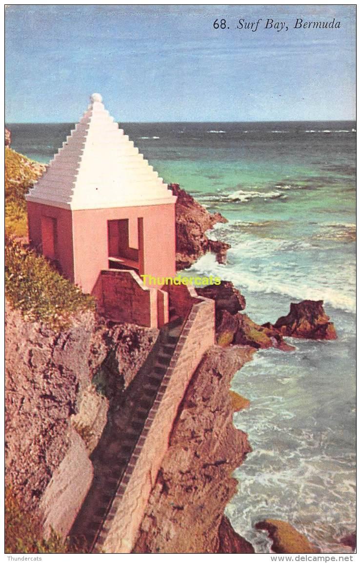 CPSM BERMUDA  SURF BAY - Bermuda