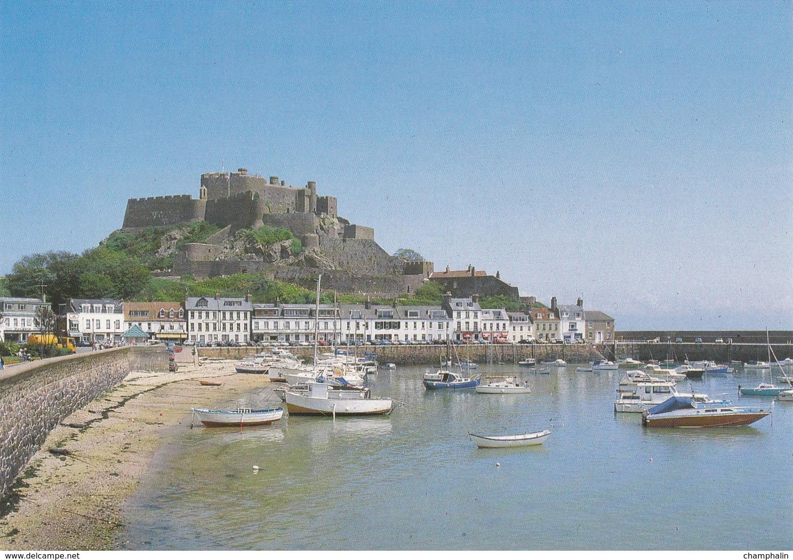 Jersey - Gorey - Mont-Orgueil Castle - Jersey