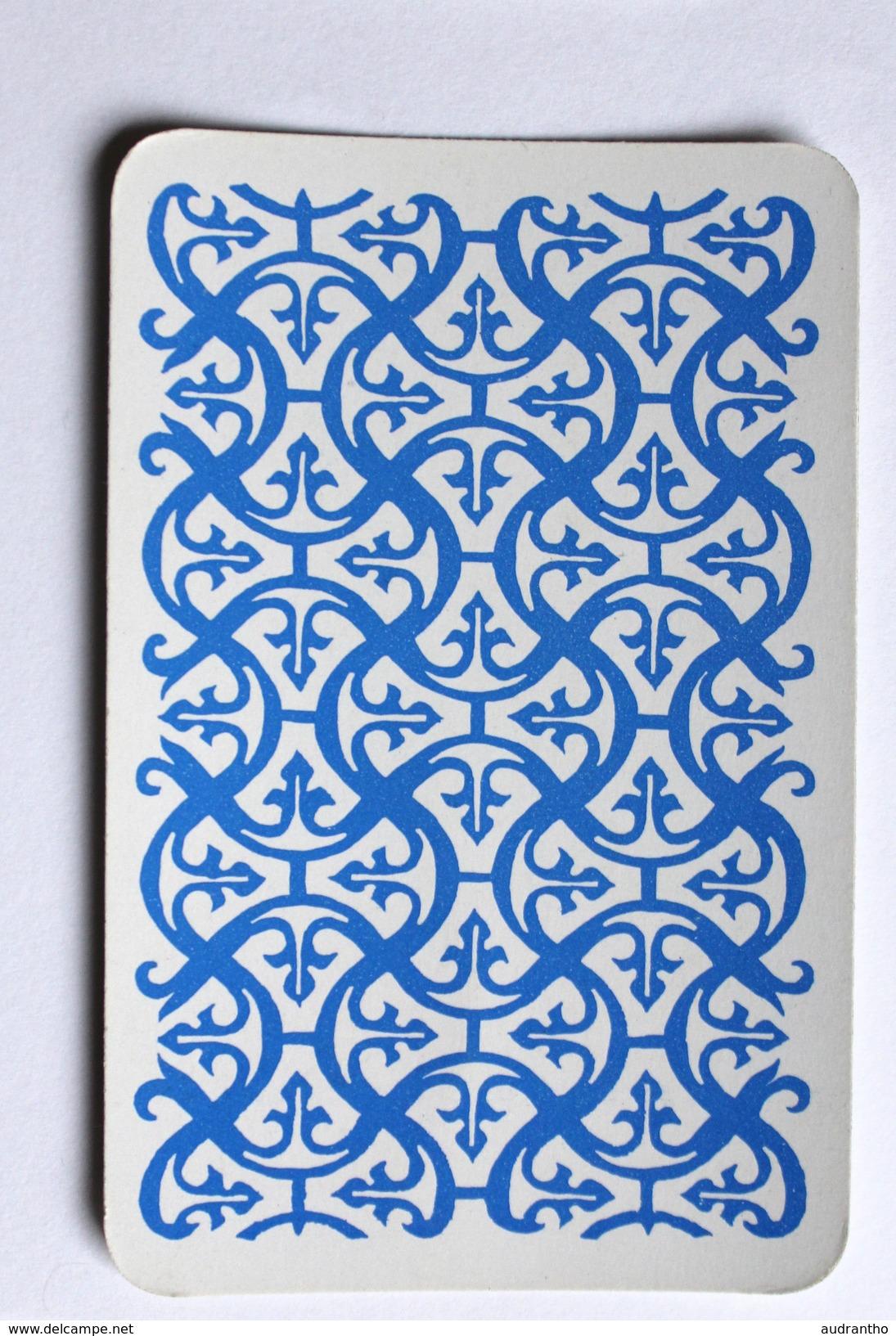 Carte à Jouer érotique Pin Up Lyon Sourires De France Belotte Tierce - Cartes à Jouer