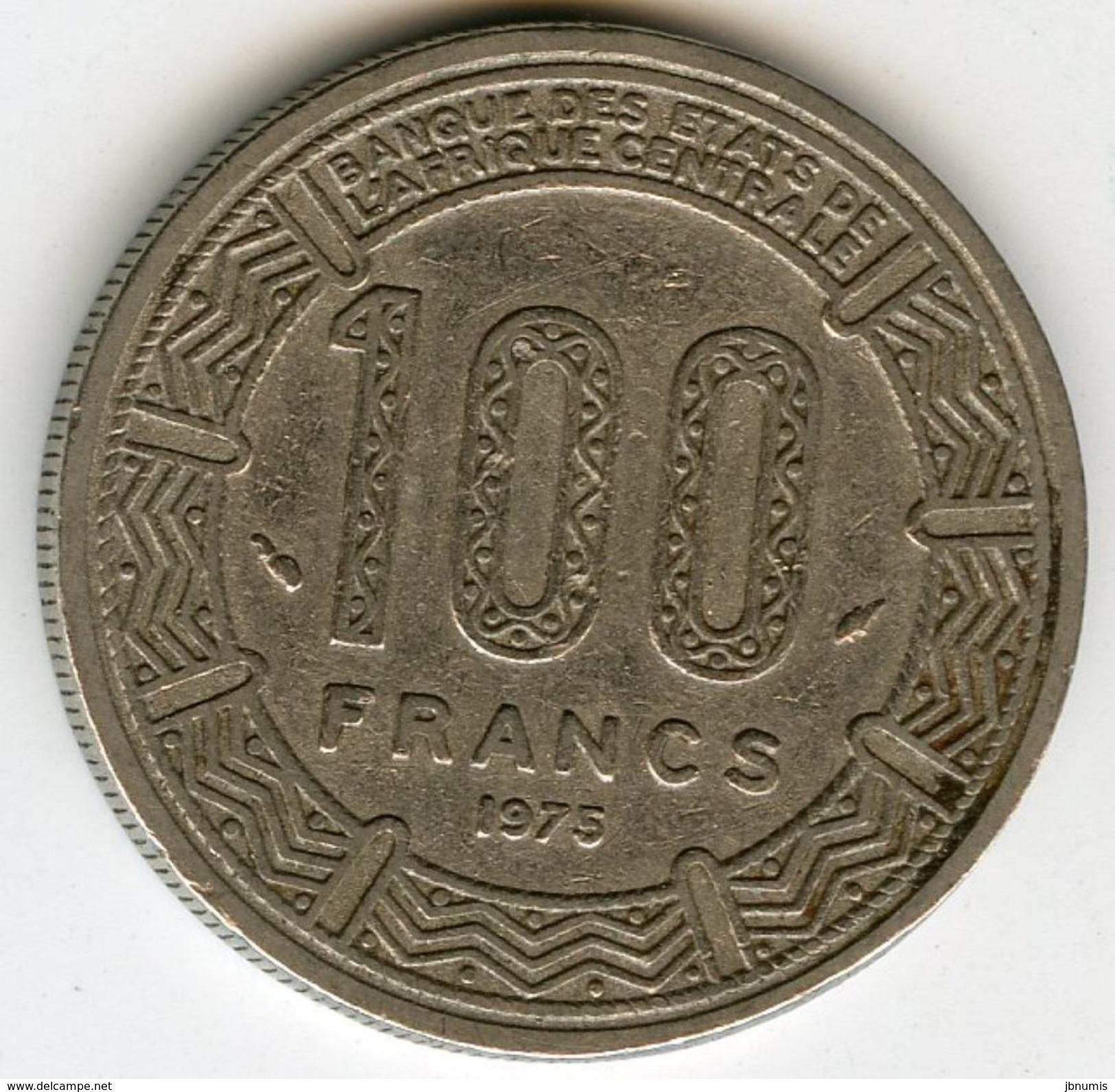 Tchad Chad 100 Francs 1975 KM 3 - Tchad