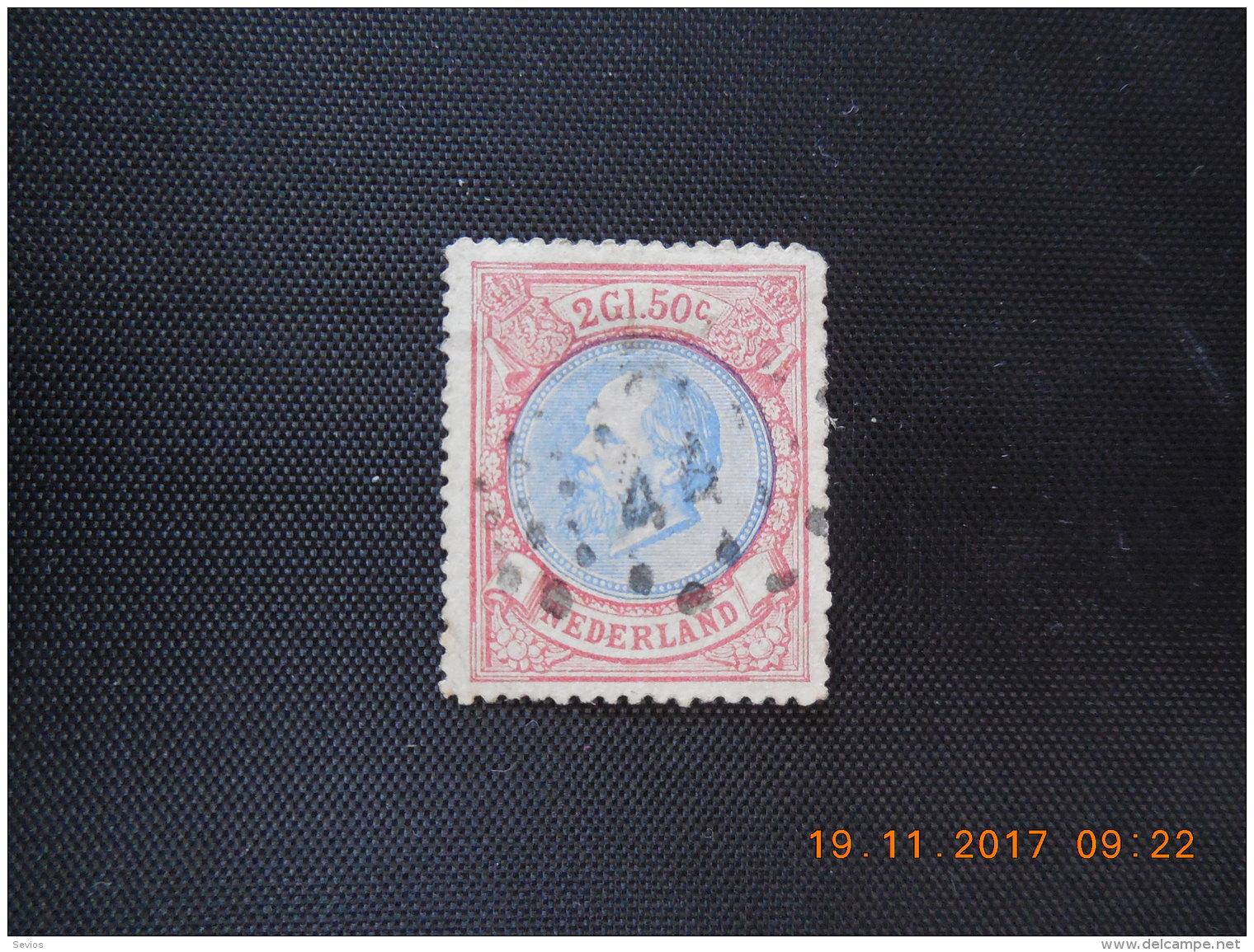 Sevios / Nederland / Stamp **, *, (*) Or Used - Zonder Classificatie