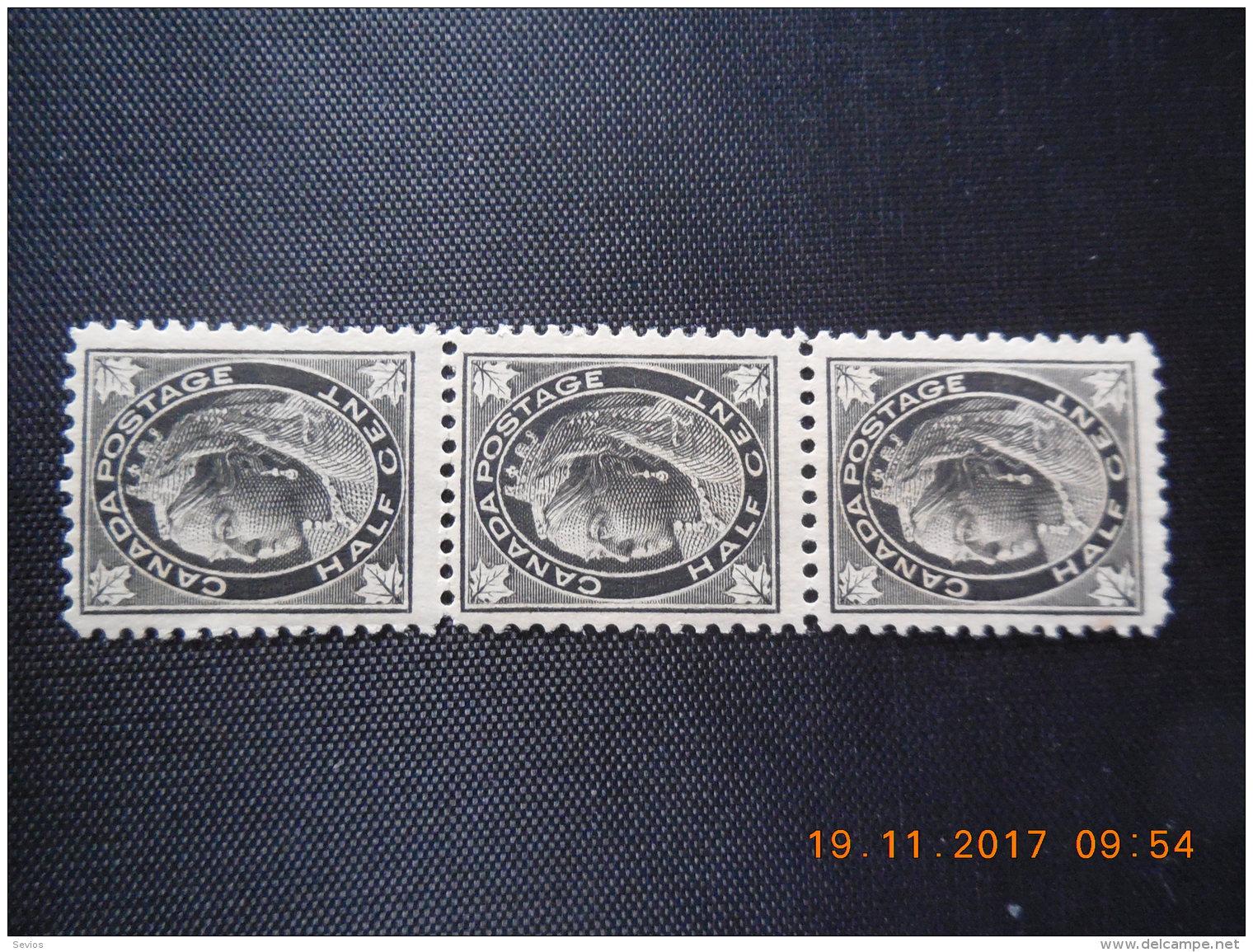 Sevios / Canada / Stamp **, *, (*) Or Used - Canada