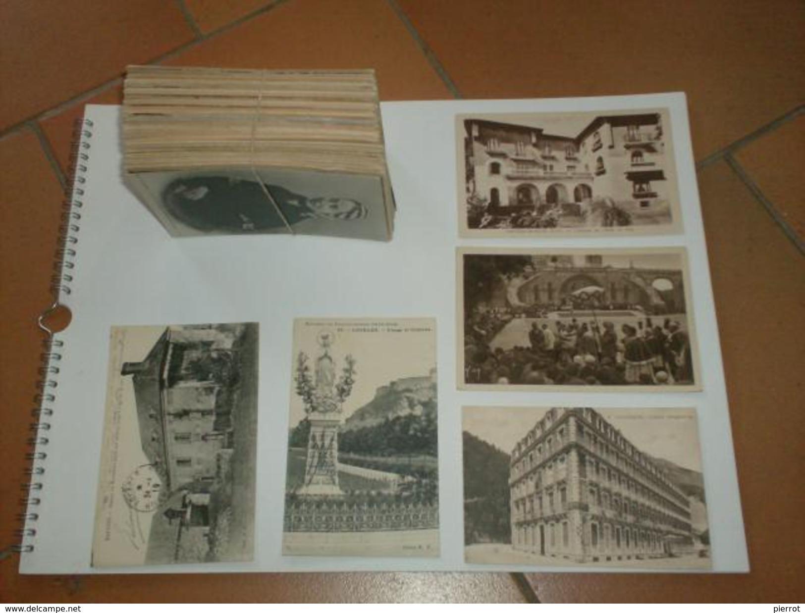 191117 Dep. 65 Hautes Pyrénées / Lot De 200 CPA (beaucoup De Lourdes) - Cartes Postales