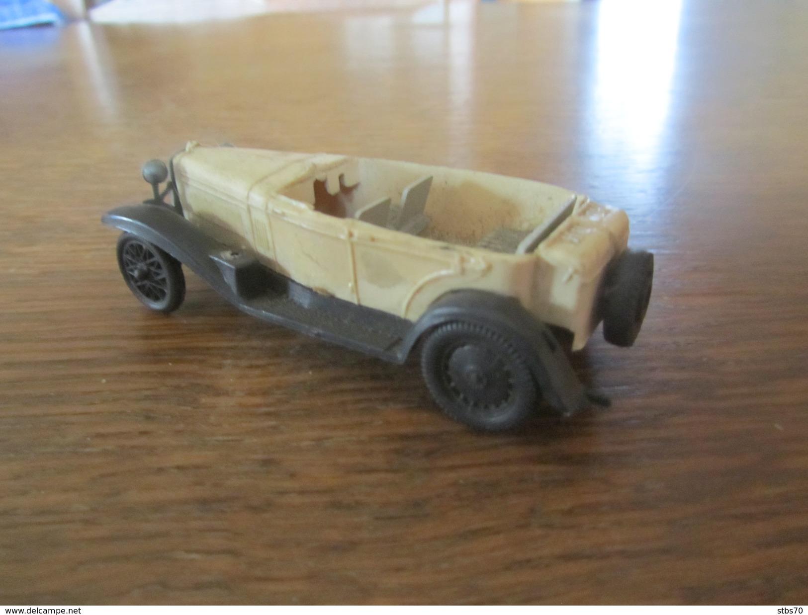 BX10 Huilor, Alfa Roméo GC 1750, 1930 - Giocattoli Antichi