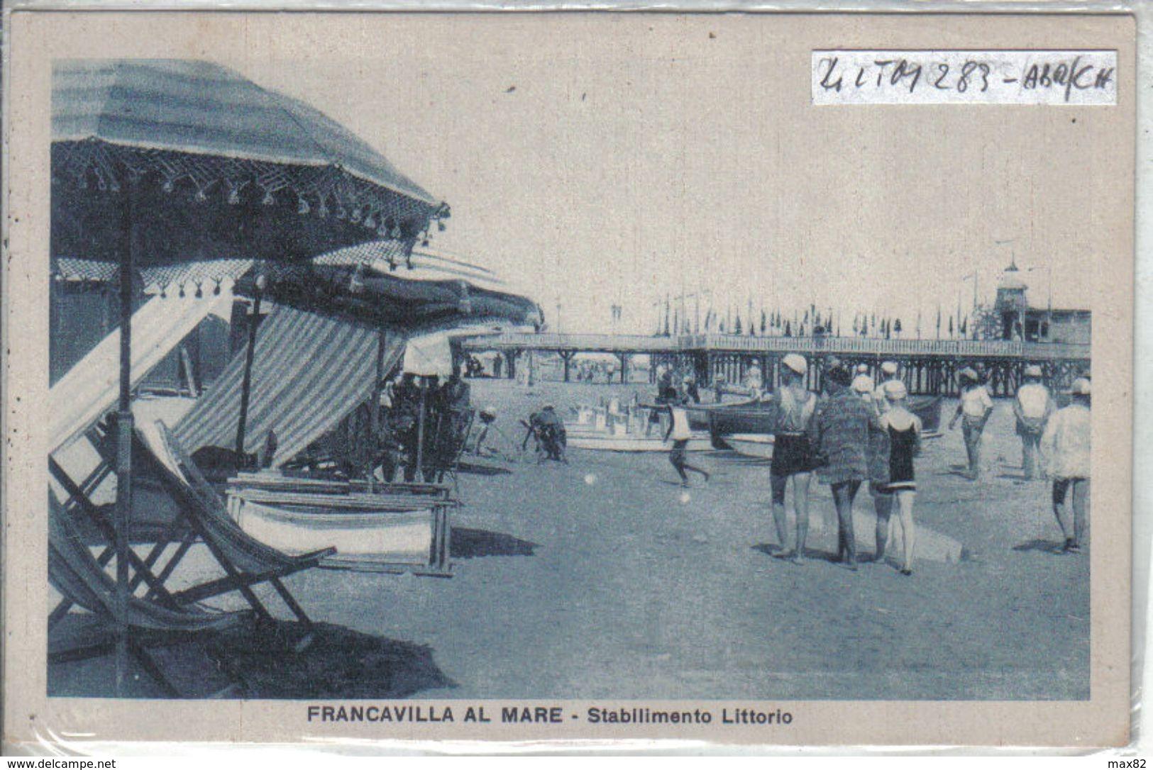 FRACAVILLA AL MARE - Chieti