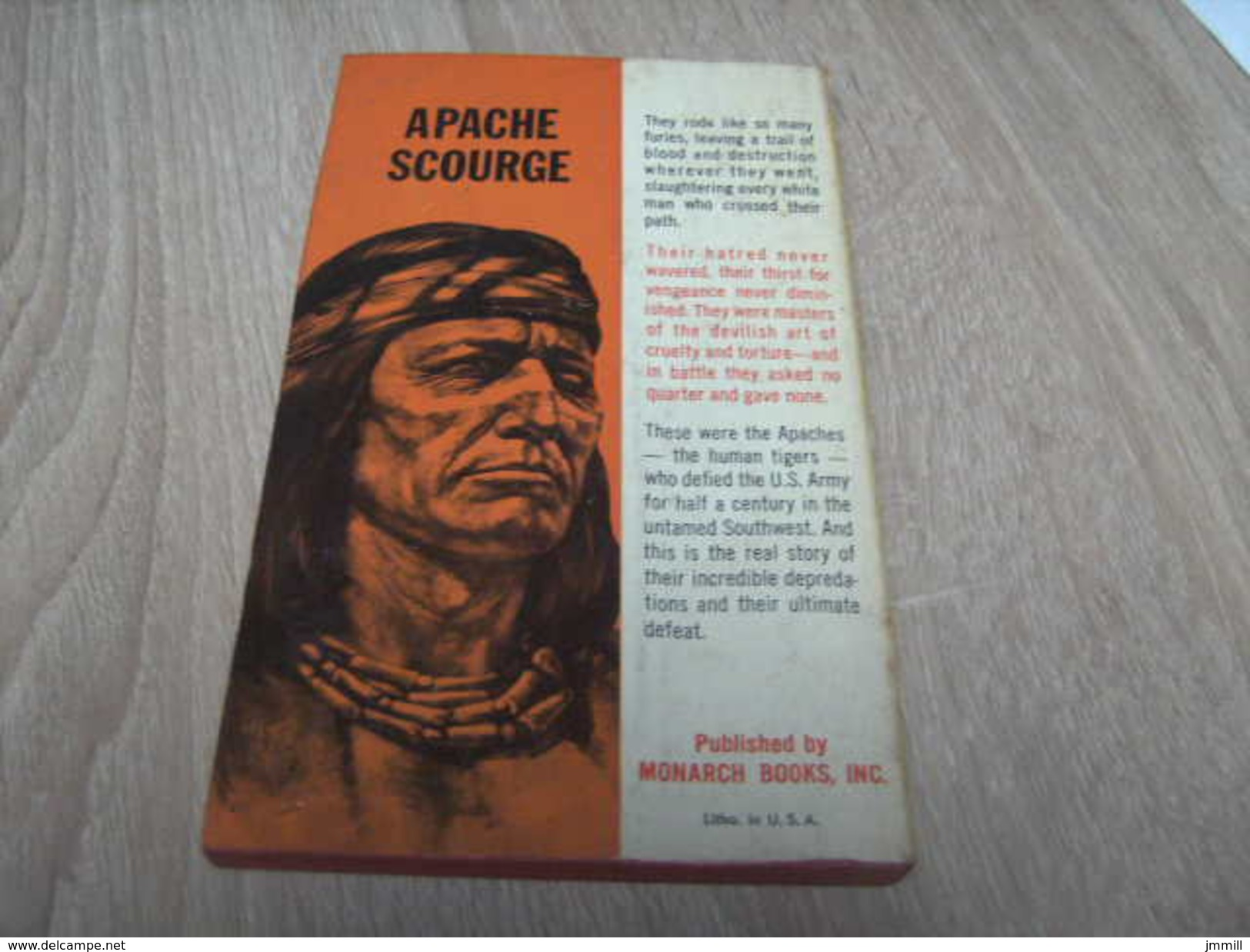 The Apache Wars John Conway - Livres, BD, Revues