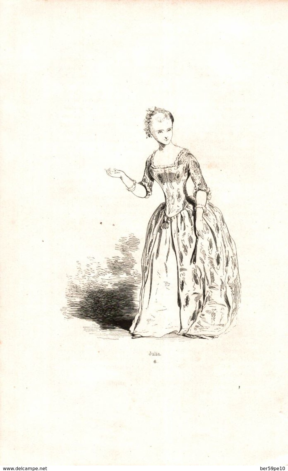 JULIA 6 - Prints & Engravings