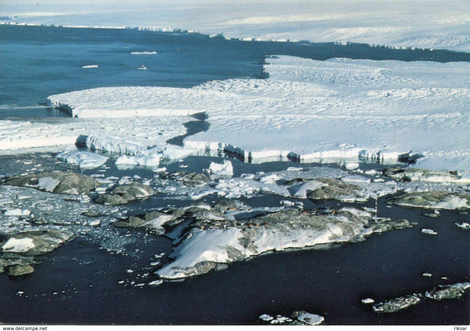TAAF - TAAF : Terres Australes Antarctiques Françaises