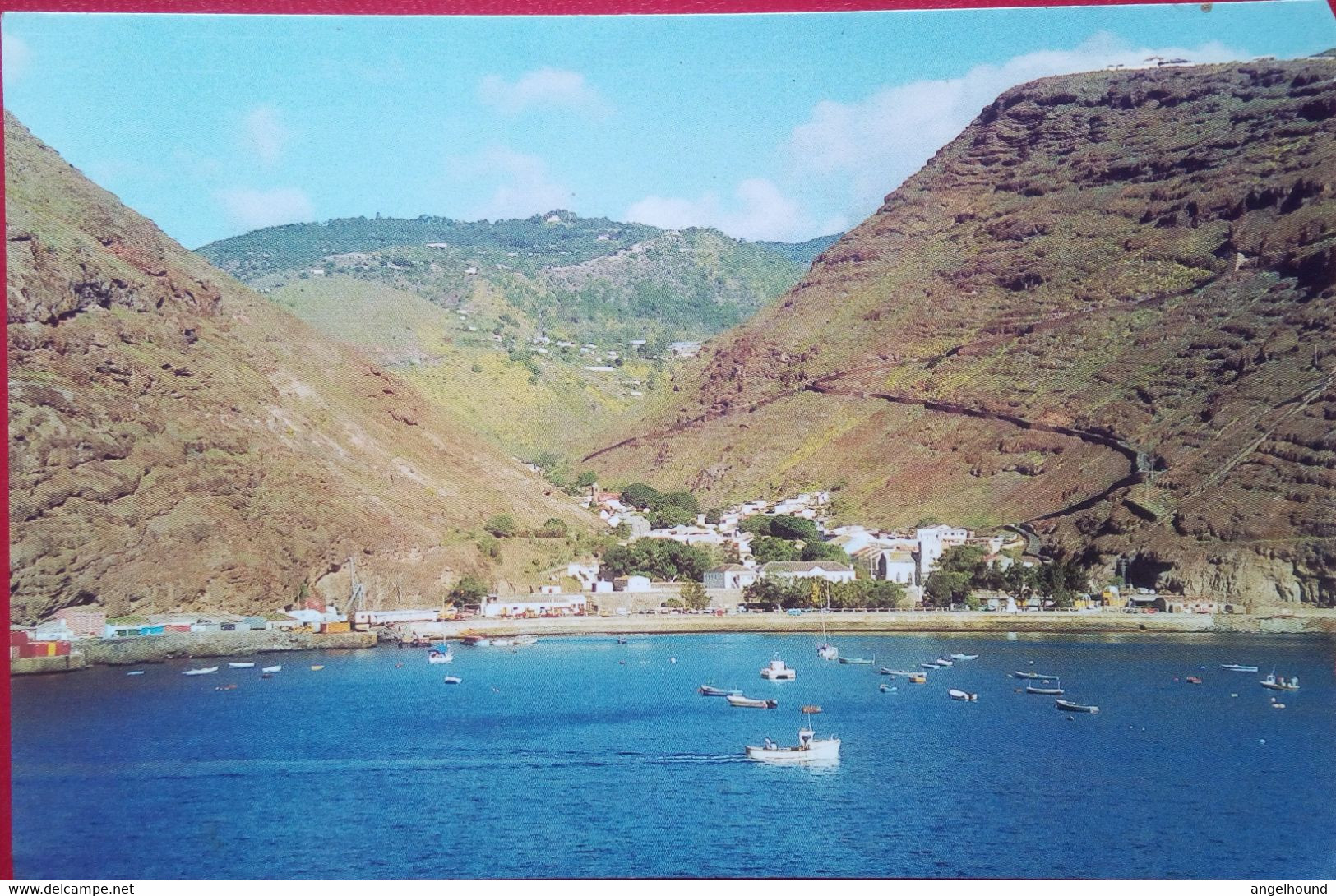 Jamestown, St Helena - St. Helena