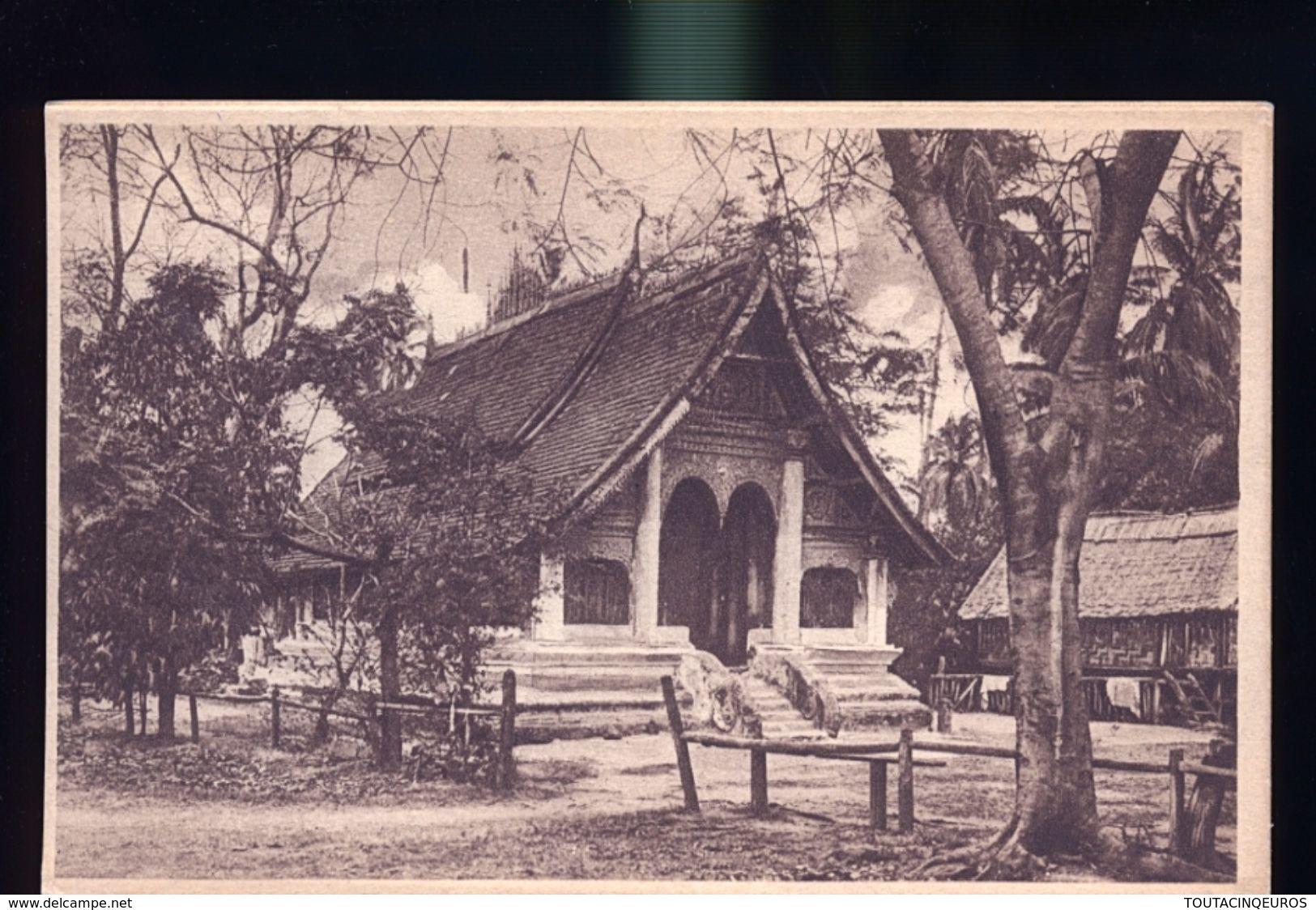 LUANG PRAGAND - Postcards