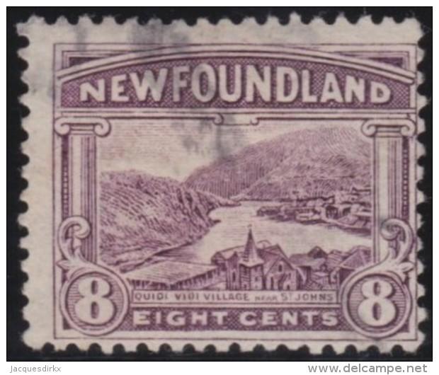 Newfoundlans    .    SG   .     155     .       O      .     Gebruikt   .    /      .        Cancelled - Newfoundland