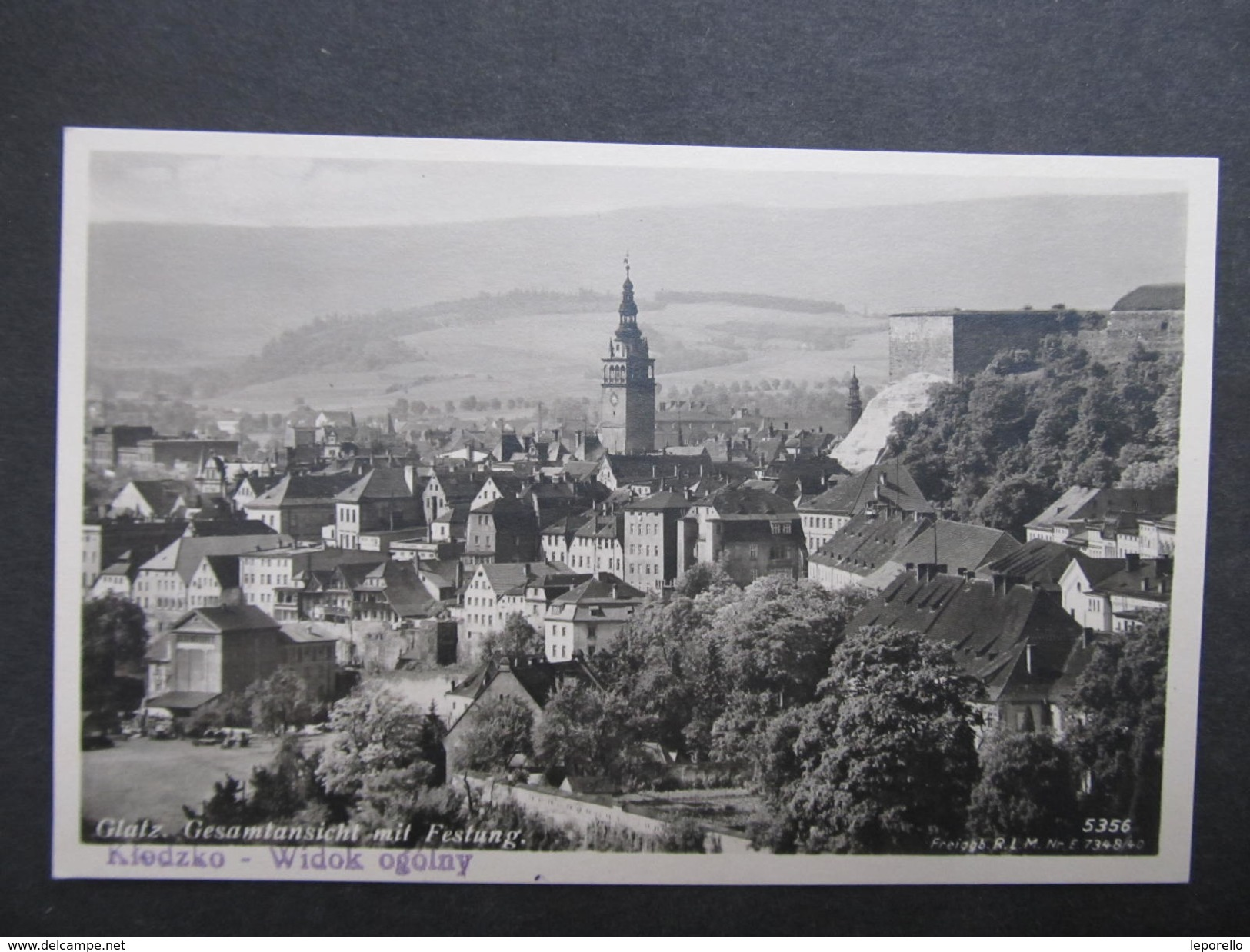 AK GLATZ KLODZKO Ca.1940 // D*28756 - Schlesien