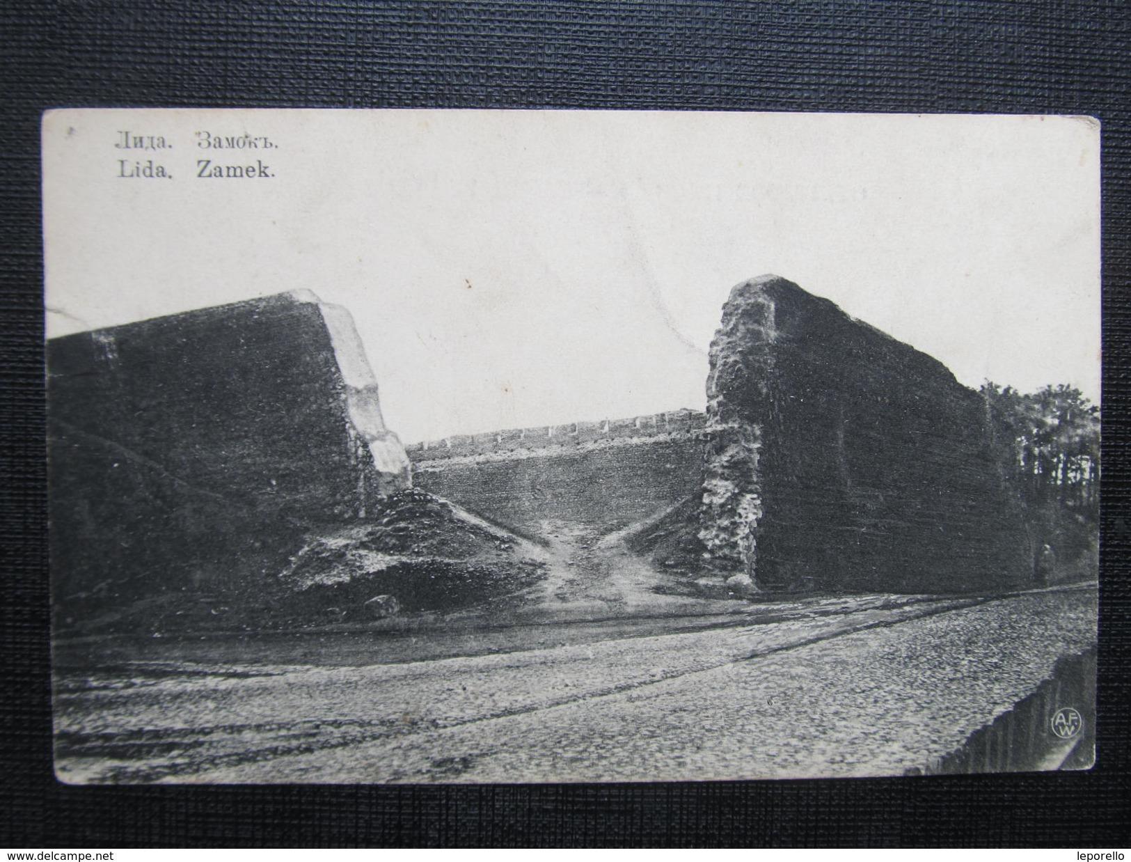 AK LIDA B. GRODNO Ca.1910  / D*28789 - Weißrussland
