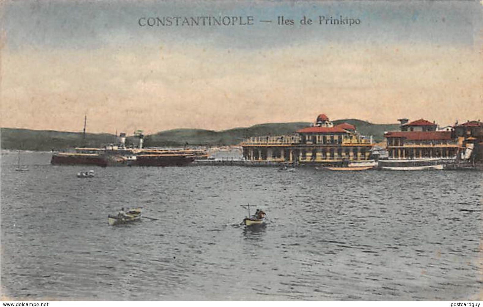 Iles De Prinkipo - Constantinople - Turkey - Turkey