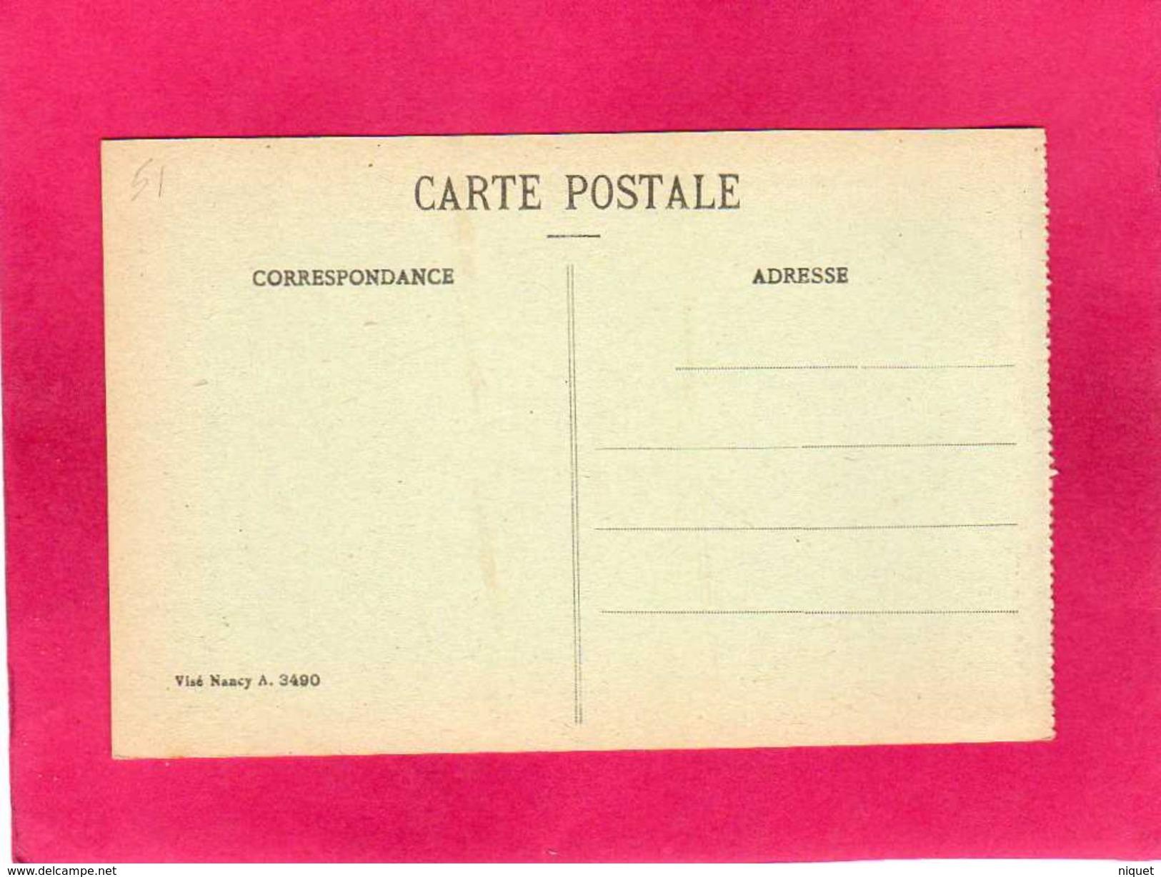 51 Marne, Reims, Bombardements Guerre 1914-17, Angle Des Rues Des Cordeliers, Du Cardinal De Lorraine Et De, Militaria - Guerra 1914-18