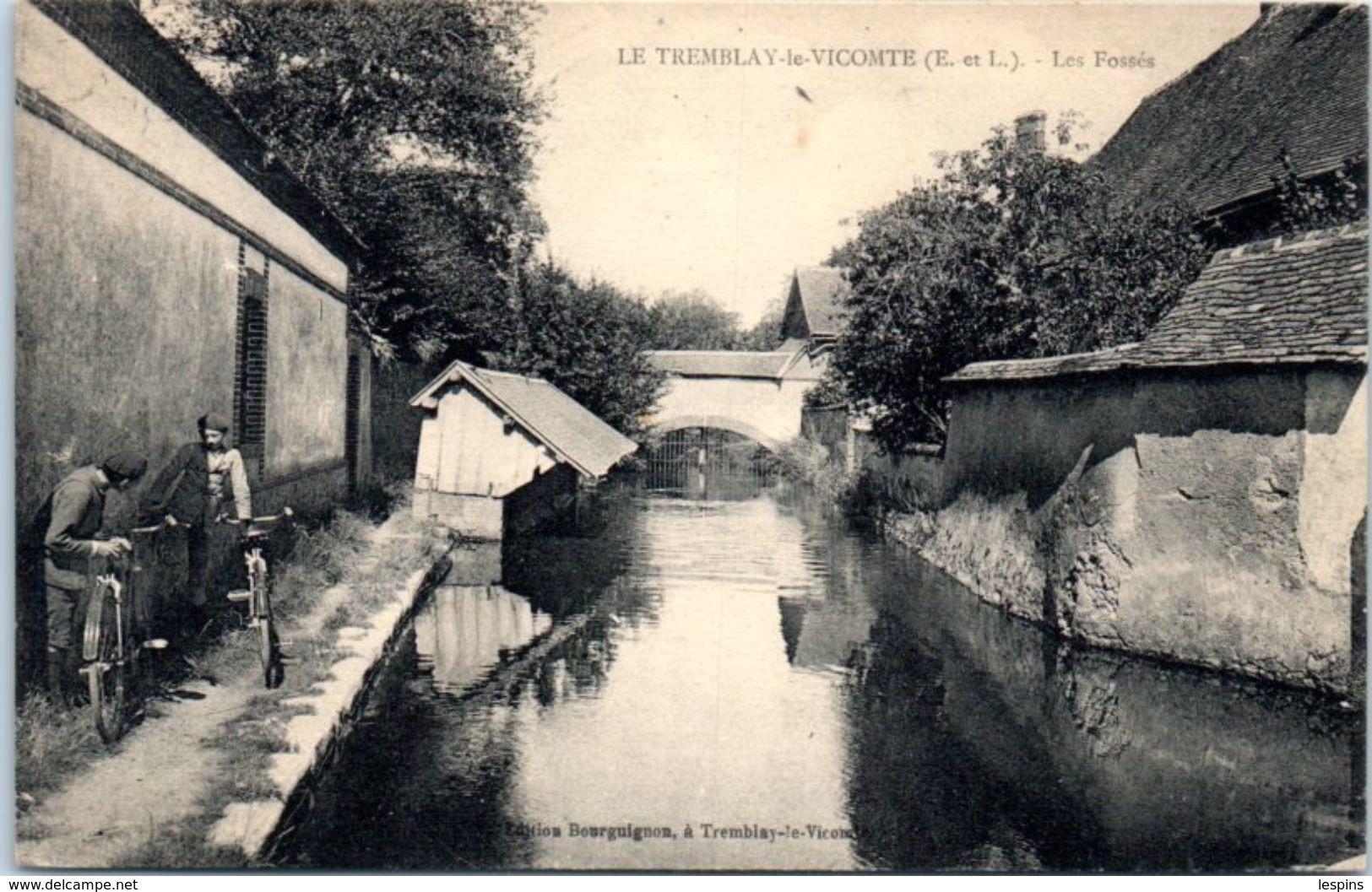 28 - Le TREMBLAY Le VICOMTE -- Les Fossés - Other Municipalities
