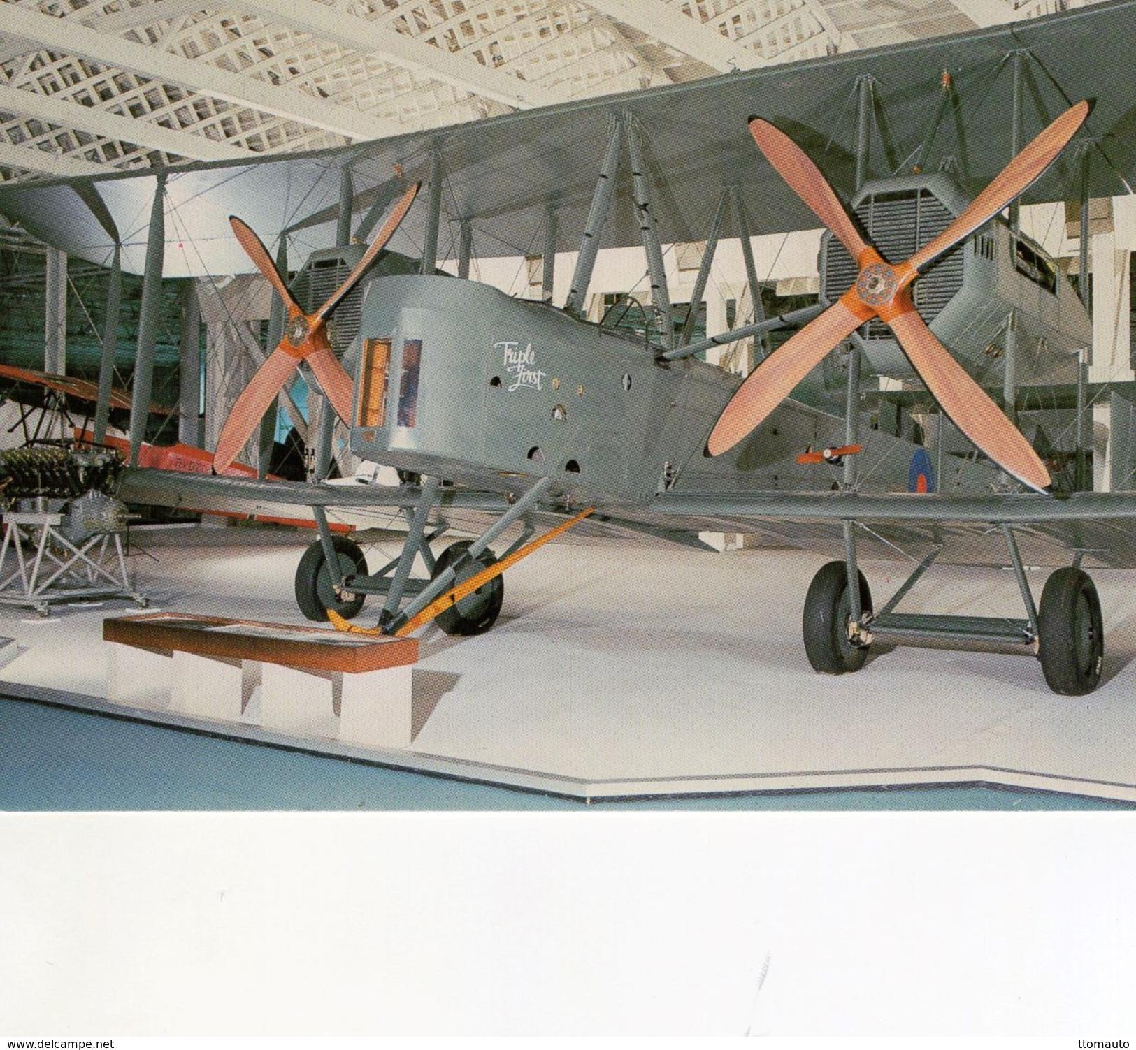 Vickers FB-27A 'Vimy' Bomber  -  1918  -  Carte Postale - 1914-1918: 1a Guerra