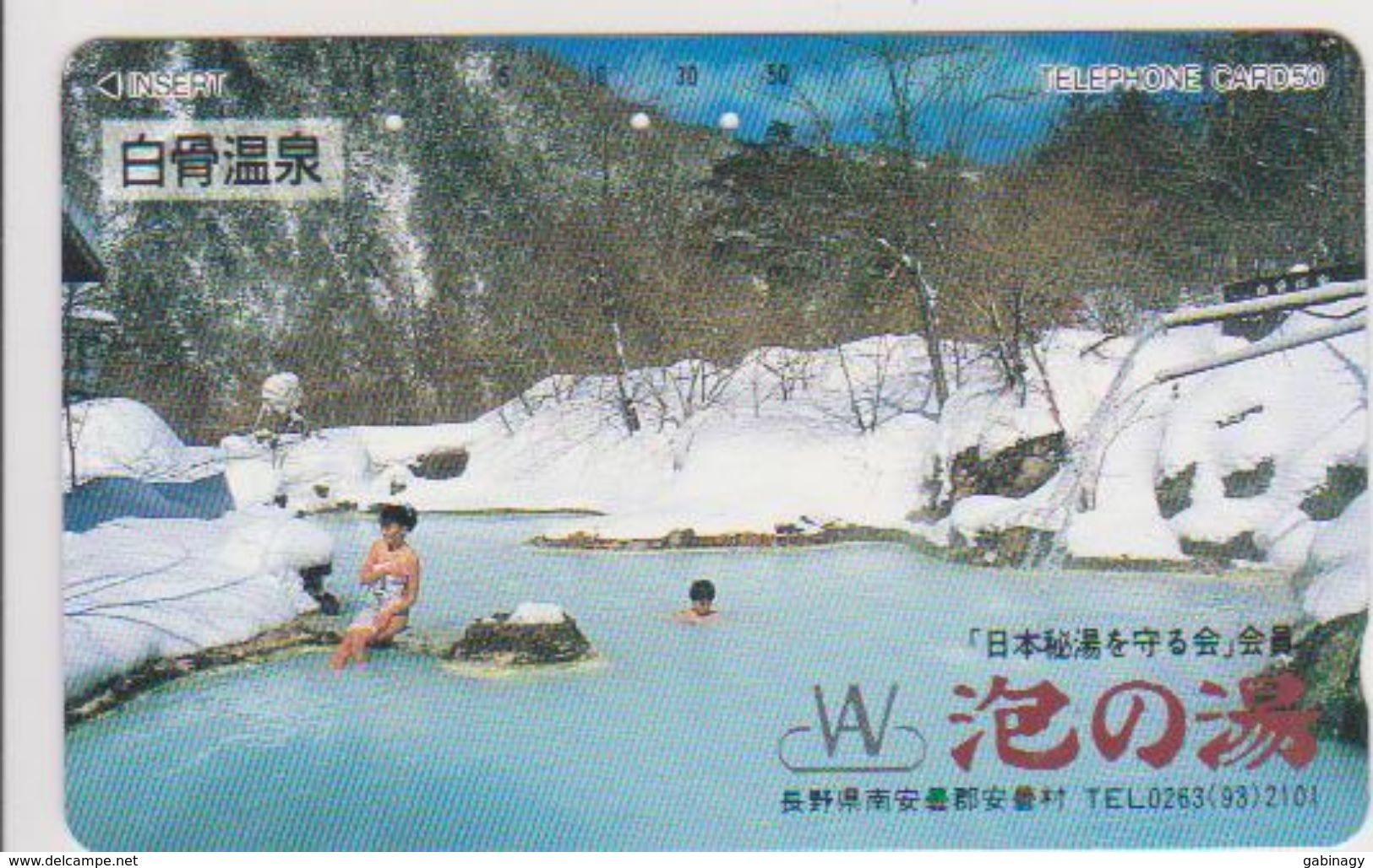 JAPAN - FREECARDS-0722 - 110-26612 - WOMAN - Japon