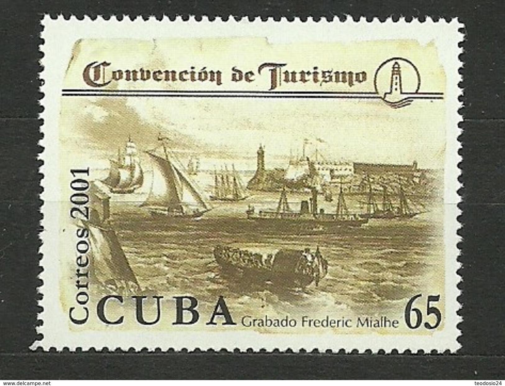 CUBA 2001 Mi:CU 4351, Sg:CU 4488 ** MNH - Cuba