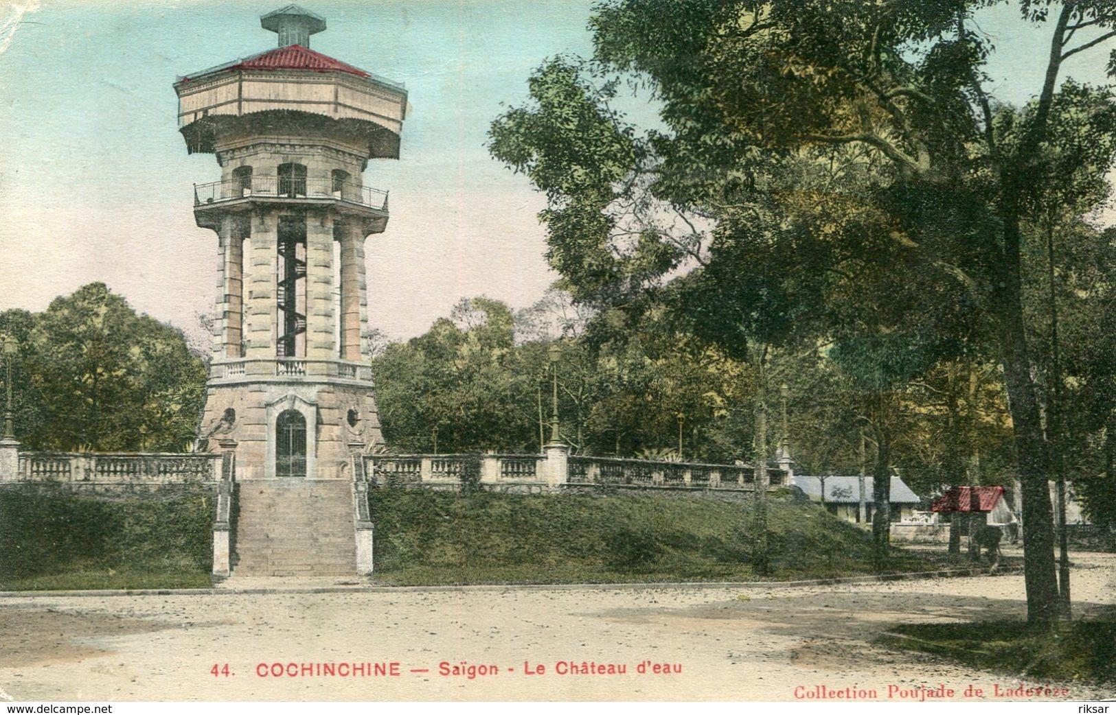 SAIGON(CHATEAU D EAU) - Châteaux D'eau & éoliennes