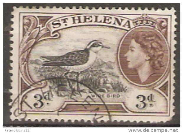 Saint Helena  1953  SG 158  3d Fine Used - St. Helena