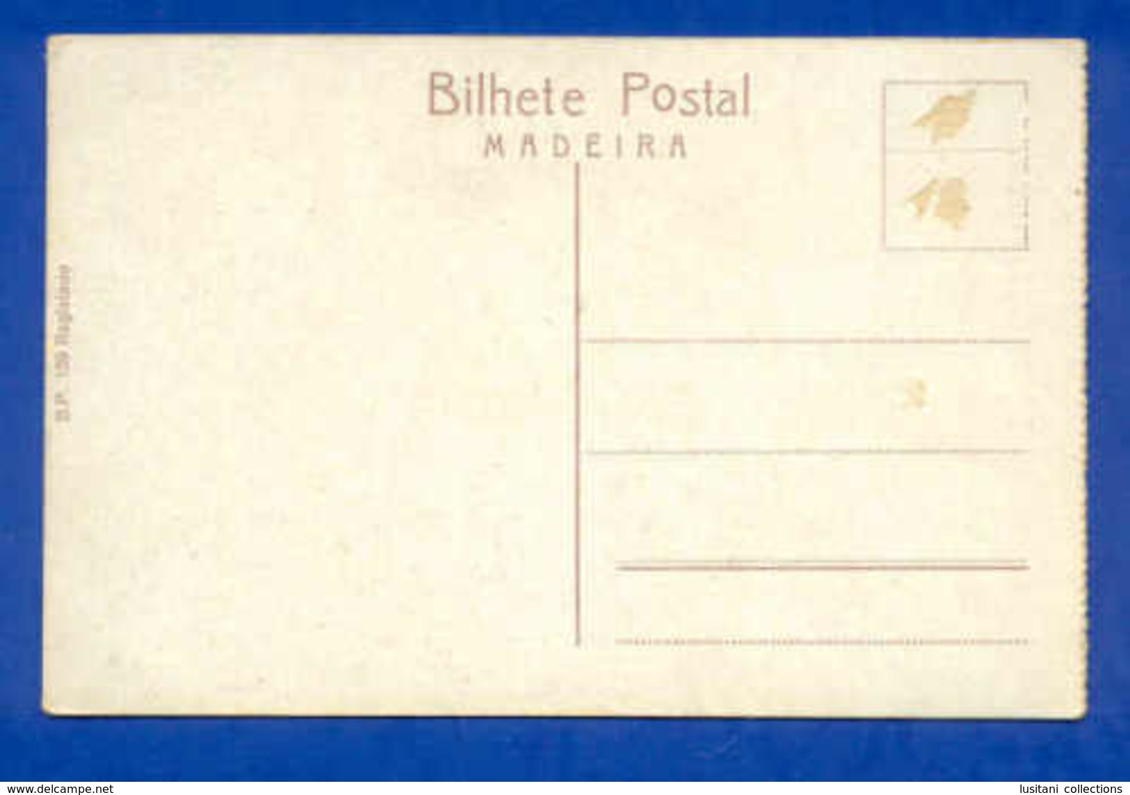 Postcard PORTUGAL 1910 MADEIRA Typical Transport & LADY - Postcards