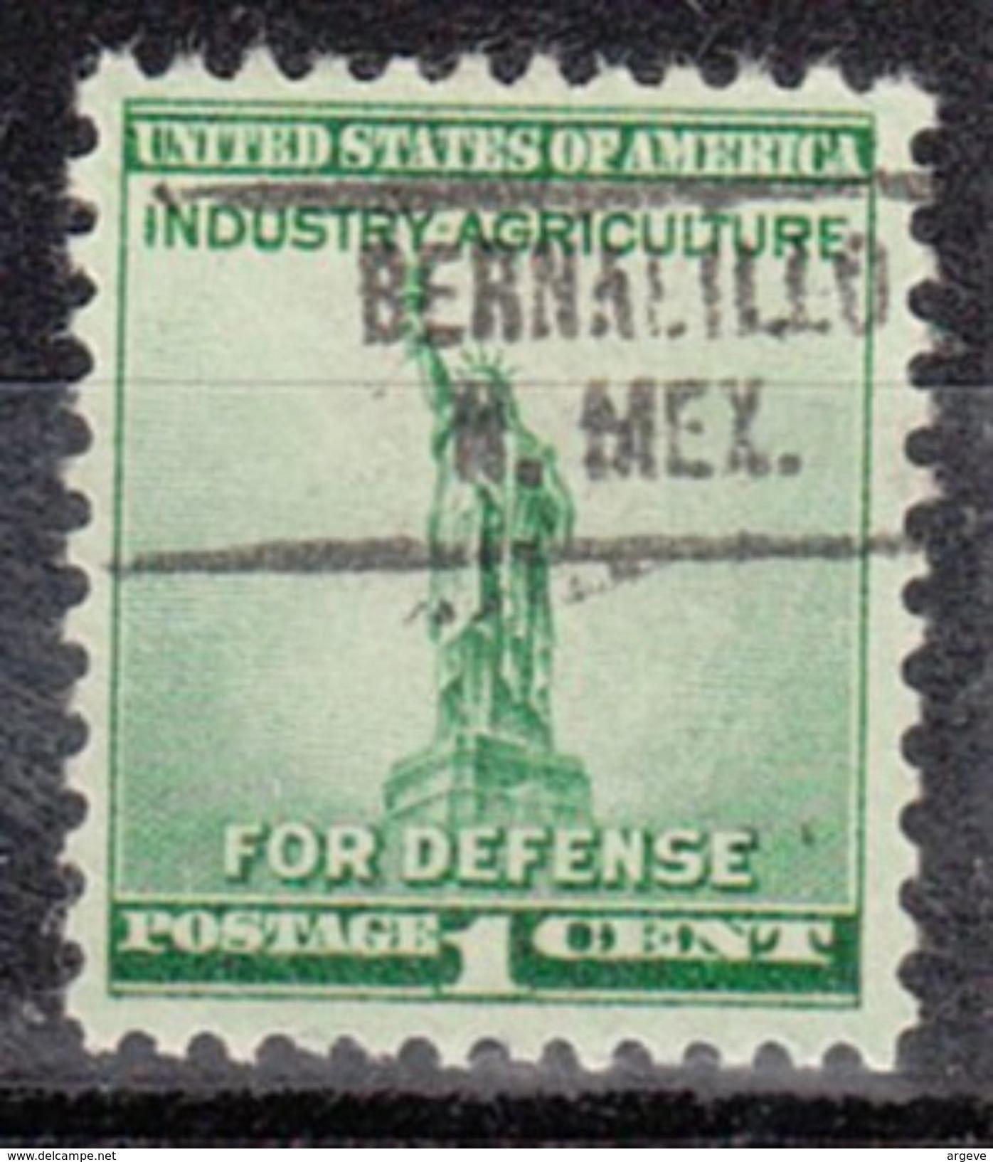 USA Precancel Vorausentwertungen Preo, Locals New Mexico, Benalillo 734 - Vereinigte Staaten