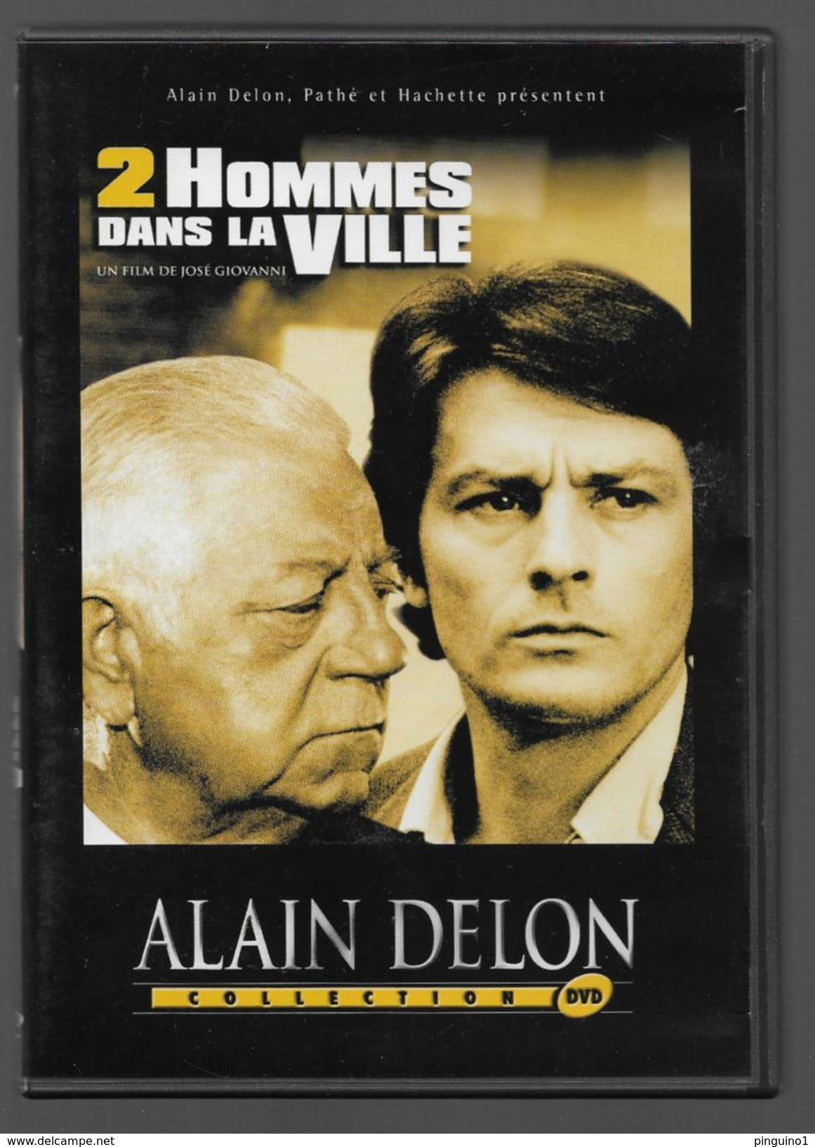 2 Hommes Dans La Ville Dvd - Policiers