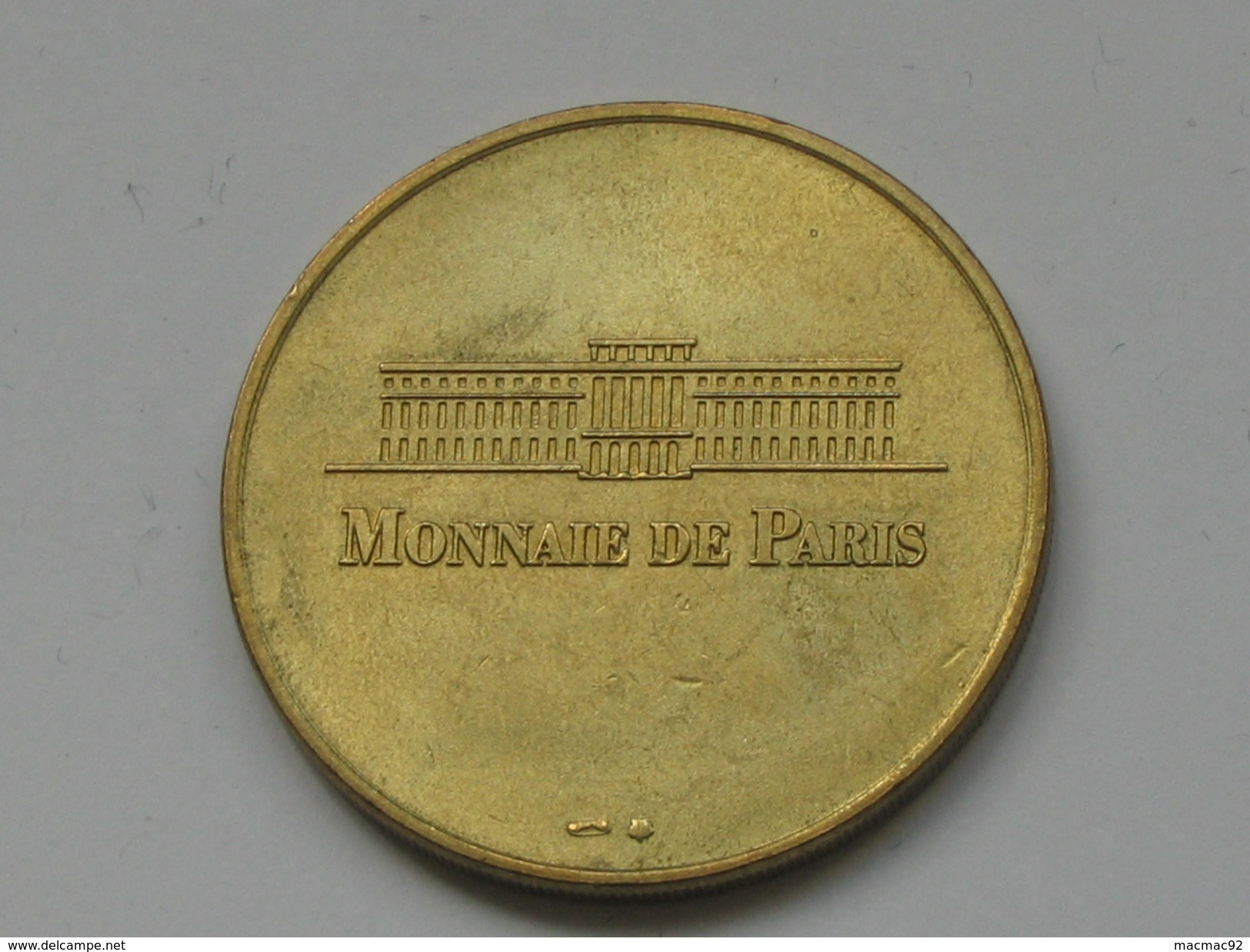 Monnaie De Paris 1997-1998 - SAINTE CHAPELLE    **** EN ACHAT IMMEDIAT  **** - Monnaie De Paris