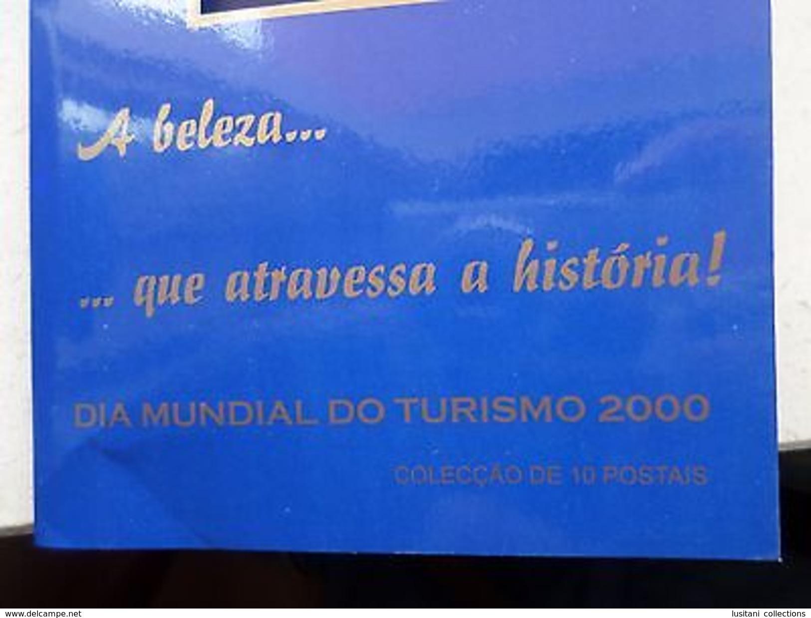 LOT 10 POSTCARDS PORTUGAL AZULEJOS TILES TUILES ODIVELAS & PÓVOA DE SANTO ADRIÃO - Postcards