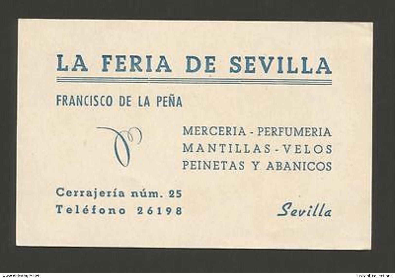 MACARENA FERIA DE SEVILLA 1940/50s ANDALUCIA SPAIN ESPAÑA ESPANA CATHOLIC Z1 - Postcards