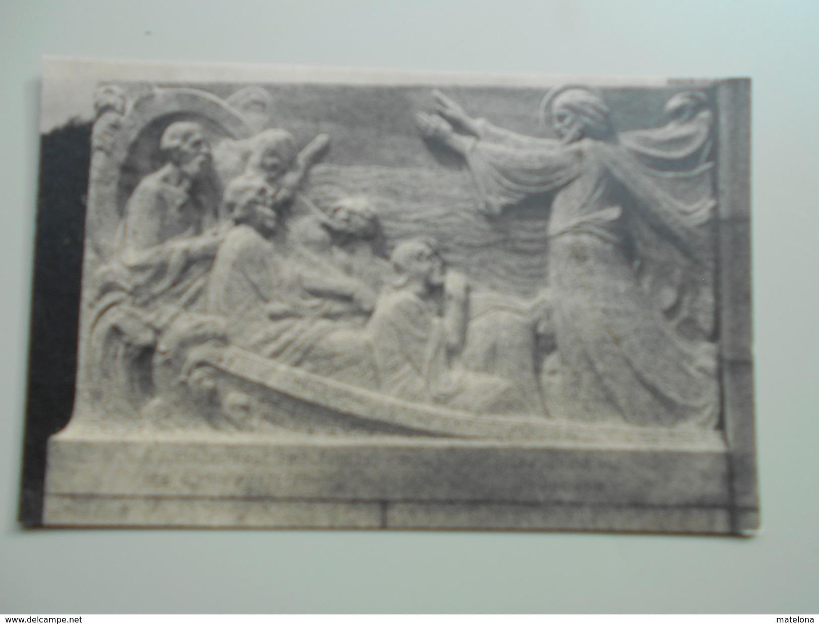 BELGIQUE LIEGE DISON MONUMENT DU SACRE COEUR PANNEAU DE GAUCHE - Dison