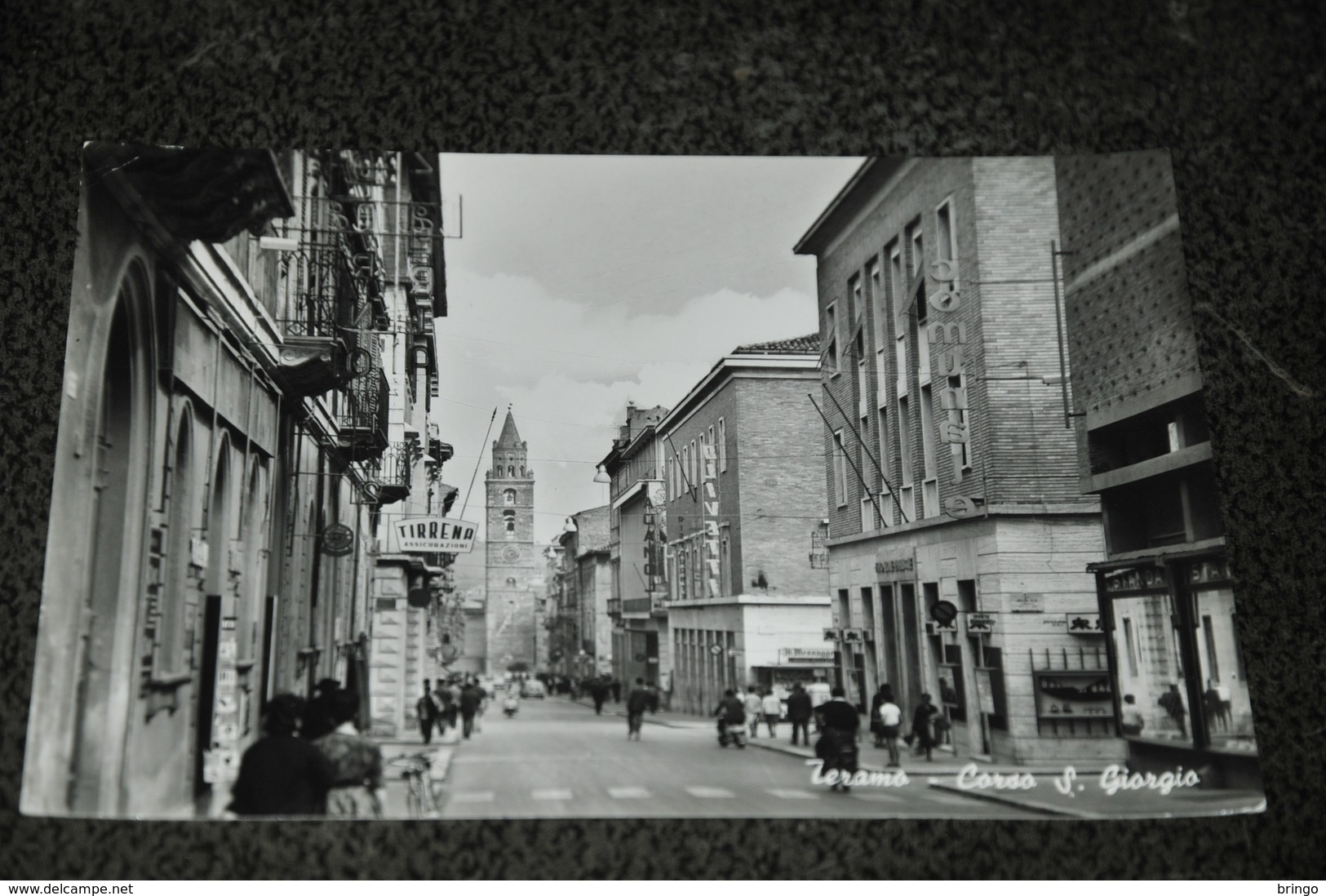 896- Teramo, Corso S. Giorgio - 1968 - Teramo