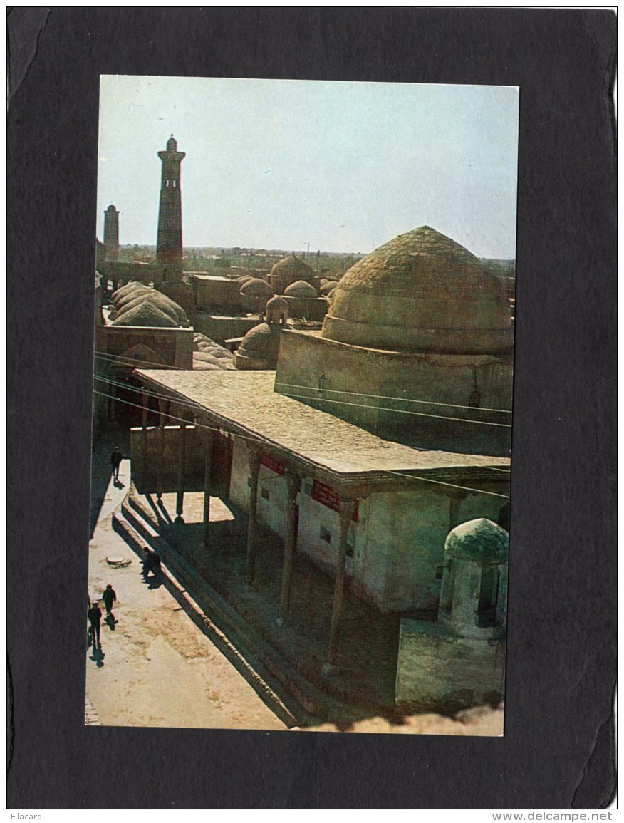 74078    Uzbekistan,   Mosque Ak,  NV - Uzbekistan
