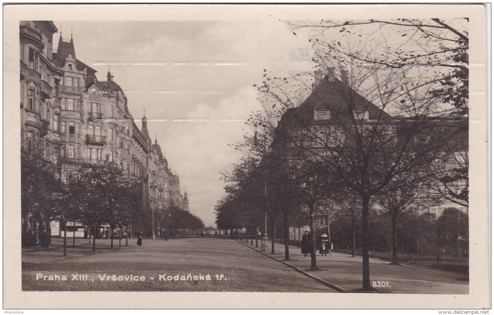 Praha XIII., Vrsovice - Kodanska Tr. (8301) * 30. V. 1932 - Tschechische Republik