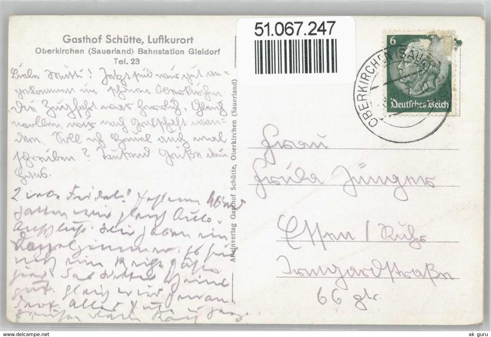 51067247 - Oberkirchen , Sauerl - Schmallenberg