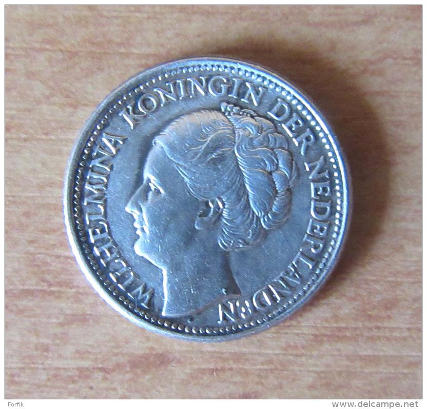 Pays-Bas / Nederland - 25 Cents 1944 Argent - TTB - 25 Cent