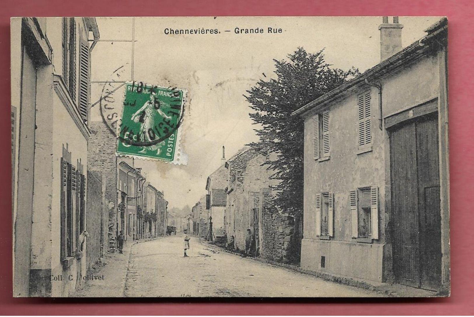 CHENNEVIERES -  Grande Rue - Chennevieres Sur Marne
