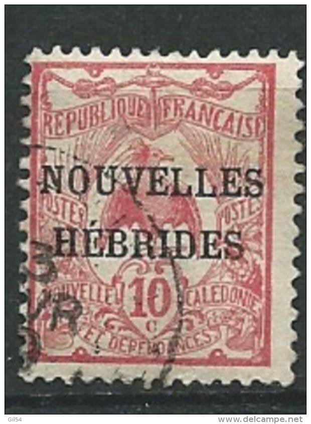 Nouvelles Hebrides   -  Yvert N° 2  Oblitéré      -  Ah 22227 - French Legend