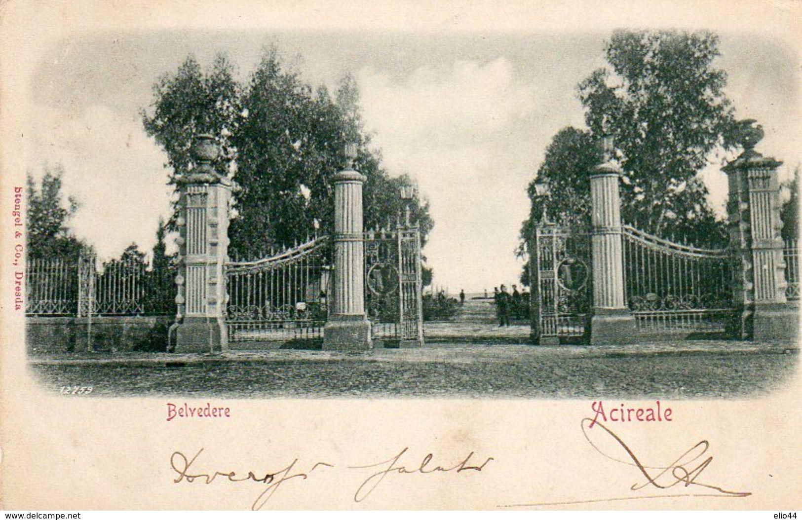Acireale (CT) - Belvedere - - Acireale