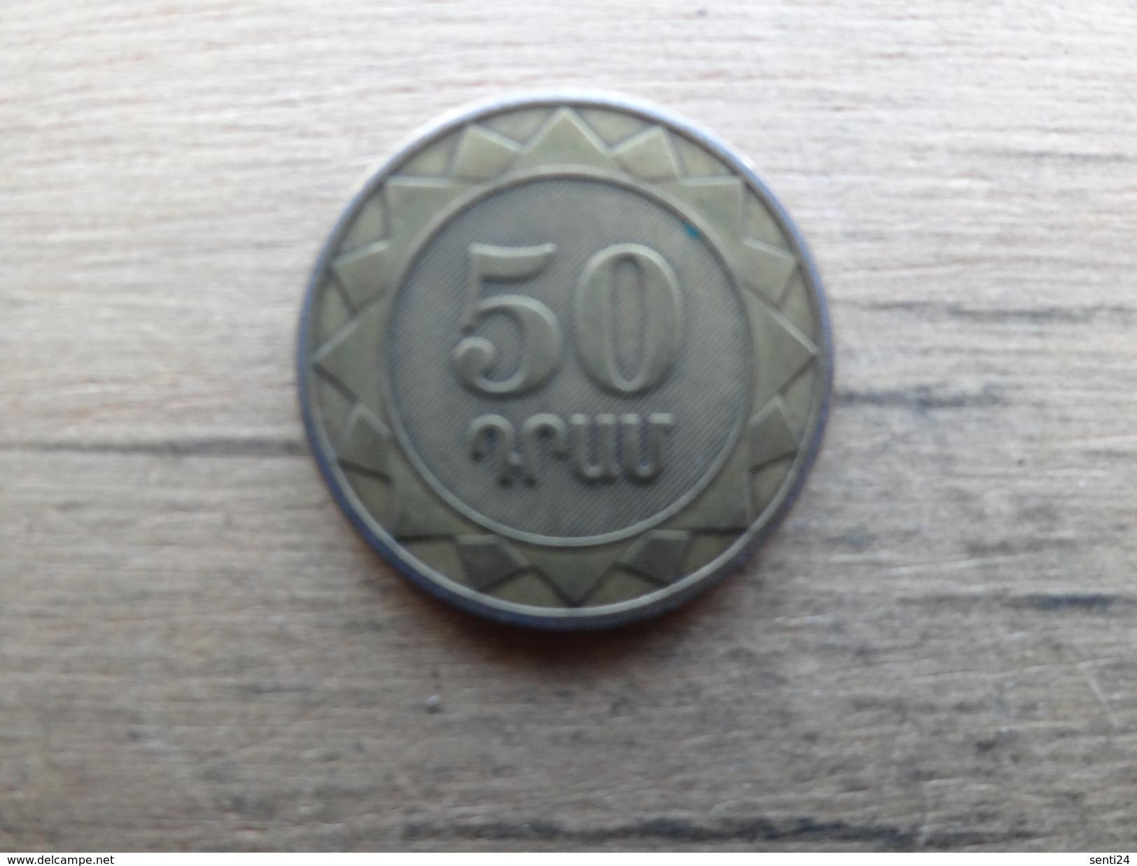 Armenie  50 Dram  2003  Km 94 - Arménie