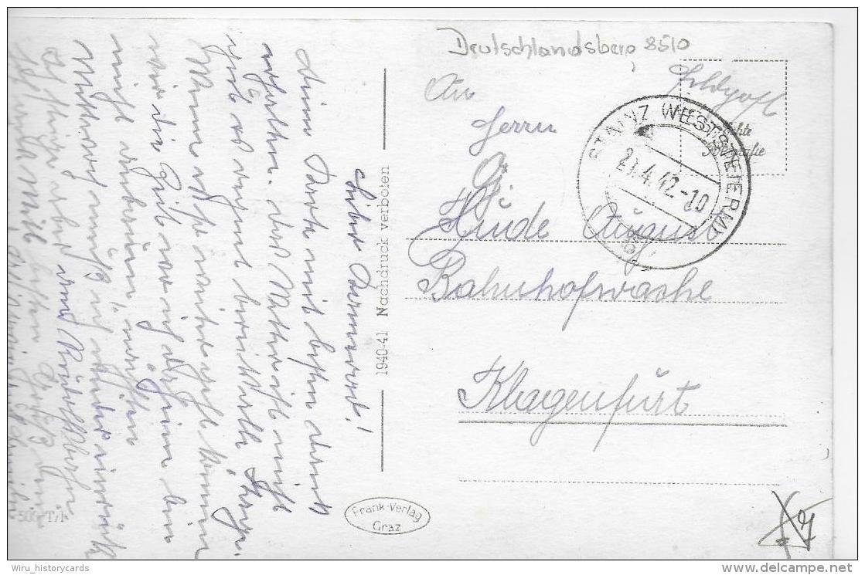 AK 0799  Stainz - Feldpost Um 1942 - Stainz