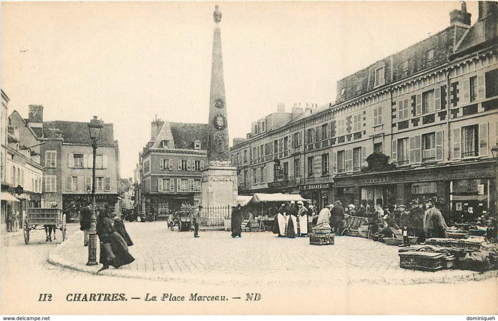 Lot De 50 CPA Foire Et Marché Très Belles Animations - Cartes Postales