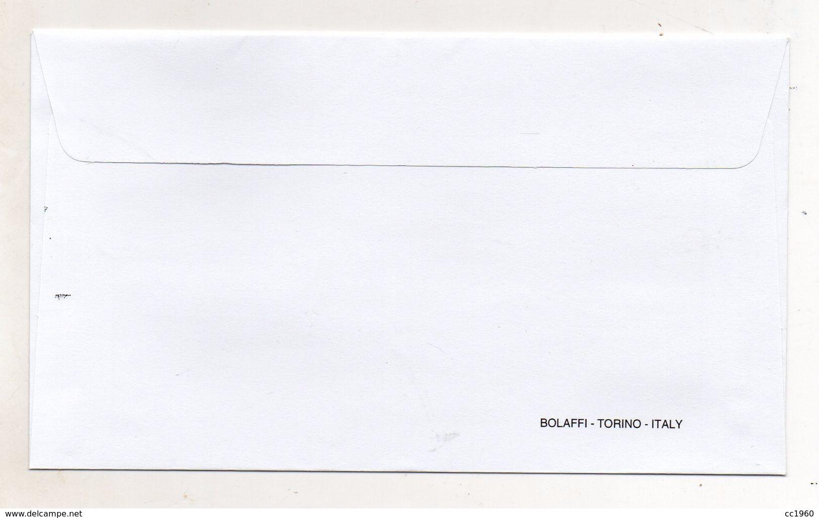 Stati Uniti - Busta FDC - Nagano 1998 - Con Annulli Filatelici - Edizione Bolaffi Torino (Italia) - (FDC6576) - 1991-2000