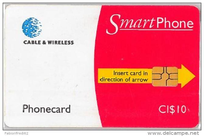 PHONE CARD CAYMAN ISLANDS (E3.3.3 - Isole Caiman