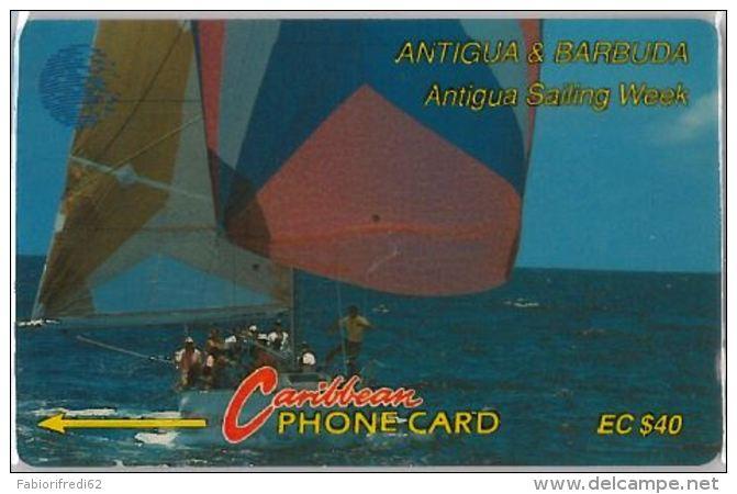 PHONE CARD ANTIGUA & BARBUDA (E4.1.6 - Antigua And Barbuda